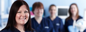 Dental nurses at our Helston surgery