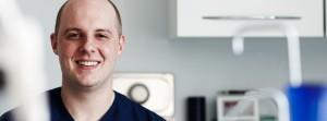 Paul Hogg, Dentist in Cornwall