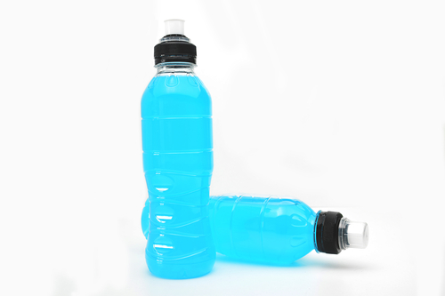 Sports drinks and dental health