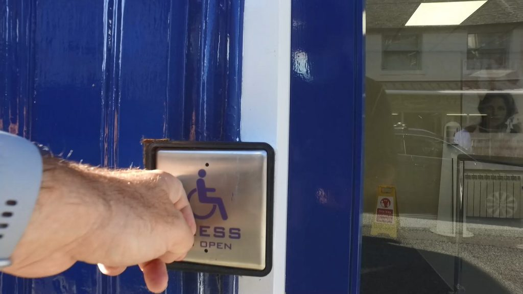 Accessible dentist in Cornwall